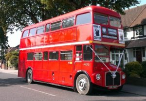 Red Bus Wedding Hire